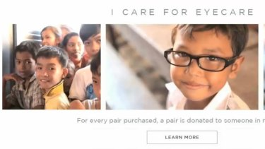 The ACCC took Oscar Wylee to court over its 'Buy 1 Pair, Give 1 Pair' campaign.