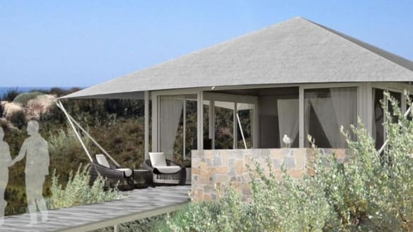 Six-year journey wraps up as Rottnest Island unveils new eco-tents