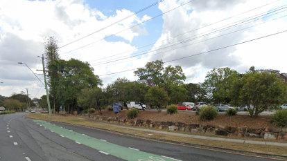Motorist stabs passenger as the pair drive along a suburban street