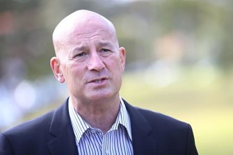 Former NSW Labor leader John Robertson will become the chair of icare.