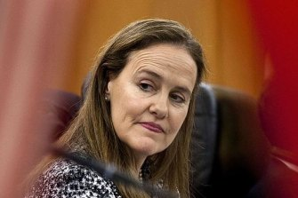 Michele Flournoy, a former undersecretary of defence, has backed Australia's handling of the China relationship.