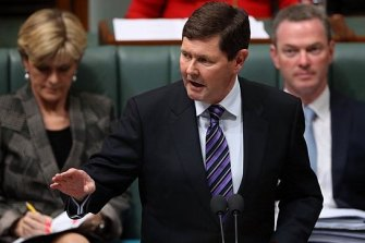 Kevin Andrews is currently the longest-serving MP in the House of Representatives.