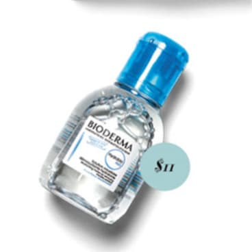 Bioderma Hydrabio H²O Micelle Solution, $11.