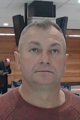 Police have named Russian national Vladimir Kondakov as a person of interest.