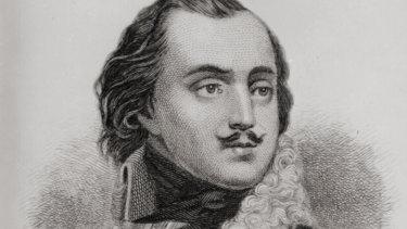 Count Casimir Pulaski.
