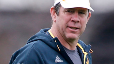 Brett Ratten is with St Kilda but is primed for a return to a senior coach role.