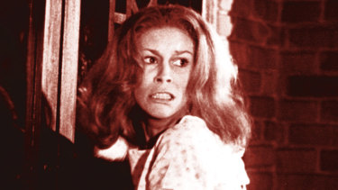 Jamie Lee Curtis has returned to the role she played in John Carpenter's 1978 horror classic Halloween.
