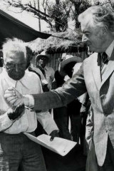 Symbolism is important - but, more than 40 years on from this historic moment between Gough Whitlam and Vincent Lingiari it is past time for substance, too.