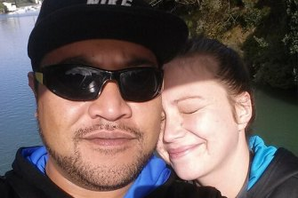 The couple had consumed drugs the night before the bashing.