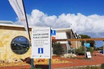 The Hopetoun Community Resource Centre.