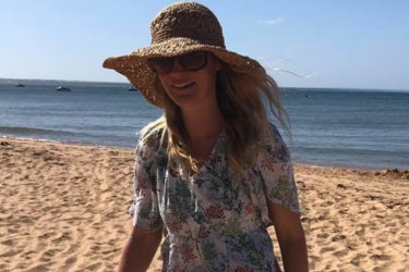 Samantha Fraser was found dead in her Cowes home in July 2018.