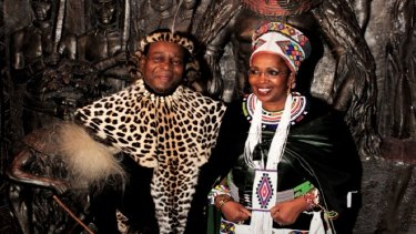 South Africa's Zulu regent Queen Shiyiwe Mantfombi Dlamini Zulu has died at 65, officials said, just over a month after she took the role following the death of her husband, King Goodwill Zwelithini.