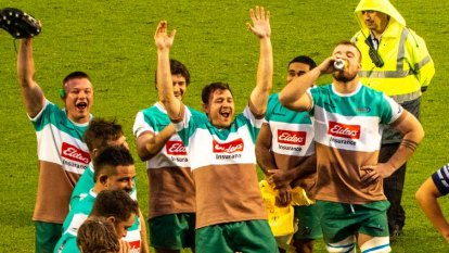 From rivals to matching it with the Shute Shield's best: How the Hunter Wildfires ignited as a team