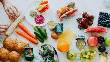 Plan a lunch menu, write a matching shopping list and start saving money