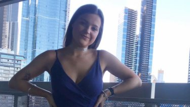 Jacinta Barnett died after the car crash at Oakleigh South.