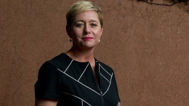 ACSI chief Louise Davidson strongly defended the system.