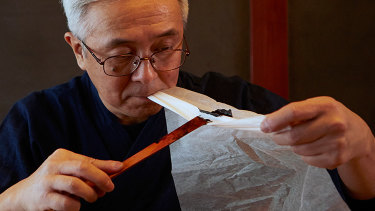 Urushi is a type of lacquer processed from the sap of the Japanese lacquer tree.