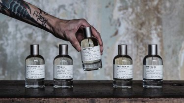 The founders of Le Labo opened their first store in Daikanyama, Japan.