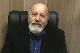 Shokrollah Jebeli has been held in an Iranian prison since January, 2020.