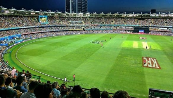 Gabba facelift possible as government considers naming rights sale