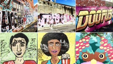 Discover Perth's hidden laneways and the colours beyond the main roads.