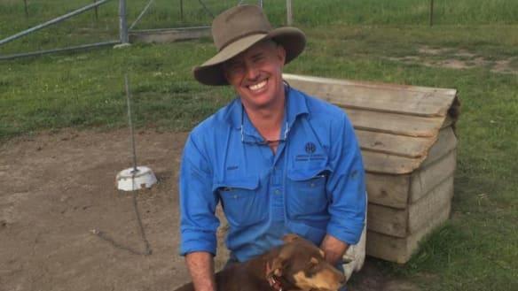 Man killed by freak lightning strike a 'true gentleman'