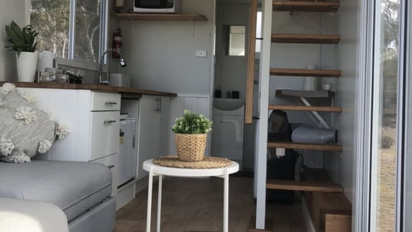 Braidwood has one of the world's coolest tiny home destinations