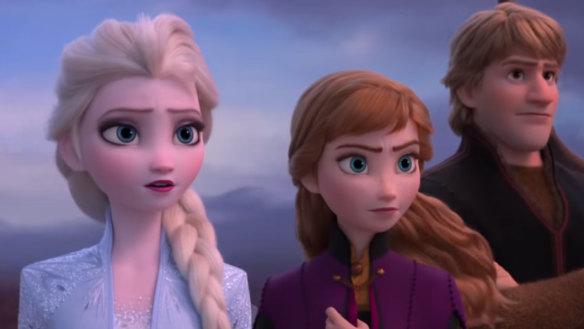 Disney unveils Frozen 2 trailer, but viewers ask 'where's Elsa's girlfriend?'