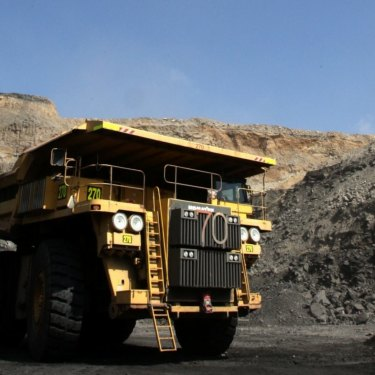 New coal mines are still on the table for the Coalition.