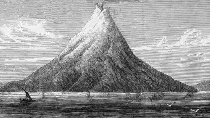 From the Archives, 1883: Krakatoa's cataclysmic eruption