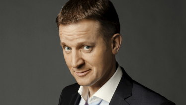 Tabloid TV show host Jeremy Kyle has had his namesake show canned.