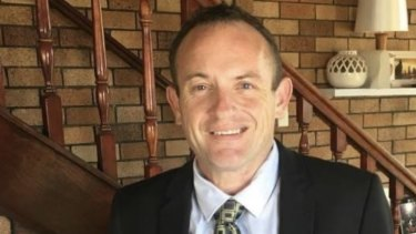 Former Moreton Bay councillor Adrian Melville Raedel expressed relief after a corruption charge against him was dropped.