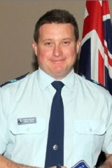 Senior Constable Brett Forte was shot dead on May 29, 2017.