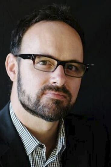 Journalist, Andrew Burrell