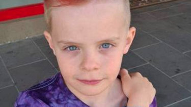 Cooper Onyett, 8, drowned at Port Fairy in the state's southwest last week.