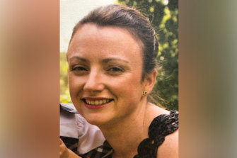Rose Kelly was killed in a four-car crash at Seaford.