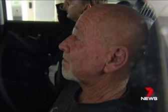 Convicted killer Garry Dubois in 2017.