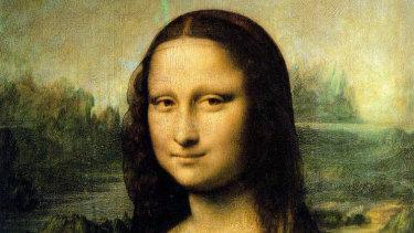 Leonardo da Vinci's Mona Lisa - also known as La Gioconda. A protrait of the wife of Francesco del Giocondo.