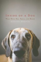 The cover of 'Inside of a Dog: What Dogs See, Smell and Know'.