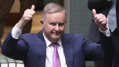 The most surprising political event of the last week was the change in Anthony Albanese