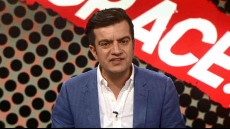 Disgrace, hosted by Sam Dastyari.