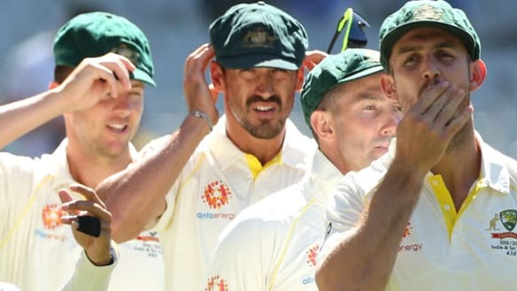 The Australian cricket team's Test series loss to India also may have played a role in denting confidence, according to Westpac.