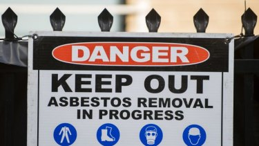 Common asbestos-containing products used in construction include carports and sheds, roof sheeting and capping, flexible building boards, expansion joints, concrete formwork, and wall sheeting.