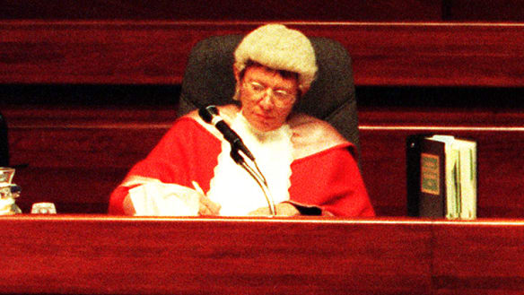Trailblazing judge Carolyn Simpson heads review of sexual consent laws