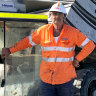 Airport link worker 'abandoned' after suffering chemical burns from toxic slurry