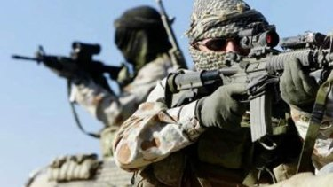 Australia's special forces will benefit from a $3 billion investment in equipment under the Coalition government.