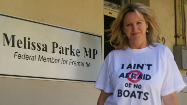 Former Fremantle MP Melissa Parke had been seeking another shot at Federal Parliament.