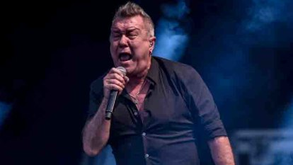 Cold Chisel's magnificent Day On the Green proves they're far from done