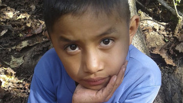Felipe Gomez Alonzo, 8, died in US immigration custody at a New Mexico hospital on Christmas Eve after suffering a cough, vomiting and fever.