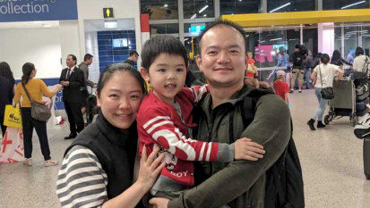 'A lot of tears': Wuhan evacuees arrive in Melbourne from Christmas Island